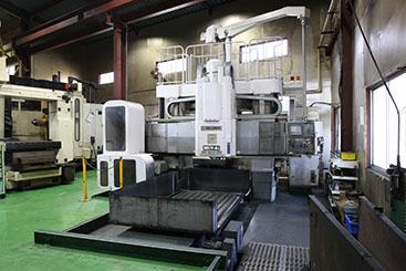OKUMA 門型マシニングセンター MCV-AⅡ