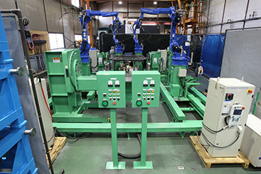溶接ロボット 安川 MOTOMAN-MA1900-DX100