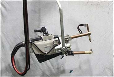 スポット溶接機 ポータブル型 TECNA   38kVA