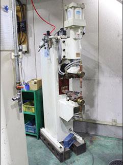 スポット溶接機 定置型 ダイヘン   90kVA